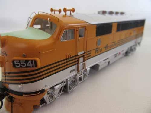 Genesis Brass Train - 2