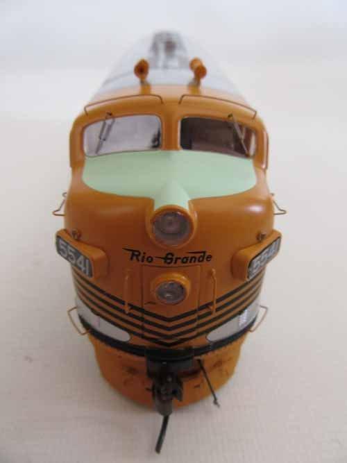 Genesis Brass Train - 3
