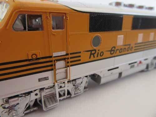 Genesis Brass Train - 5