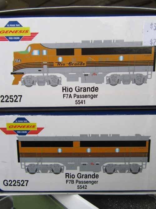 Genesis Brass Train - 7