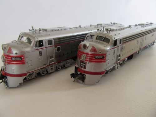 Challenger Imports, Ltd, Brass Train