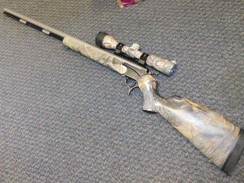 Encore Pro Hunter 209 x 50 Magnum Black Powder Rifle
