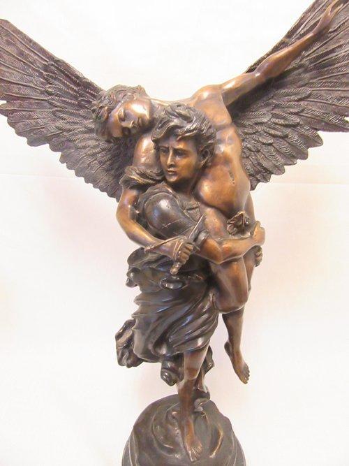 Bronze Sculpture by A Moreau
