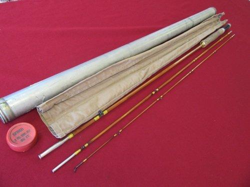 Phillipson Power Pakt Bamboo Fly Rod