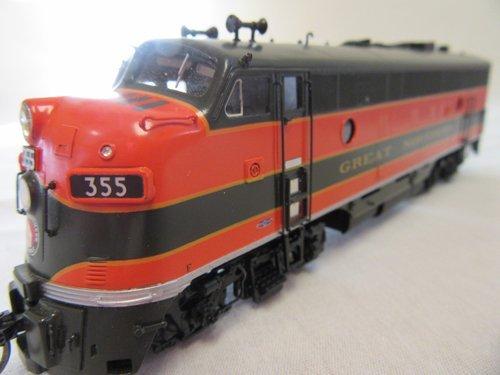 Division Point: Brass Train