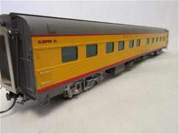 Overland Models Inc: Brass Train
