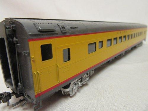 Wasatch Model Company: Brass Train