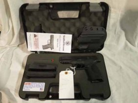 Smith & Wesson 40cal. Boxed