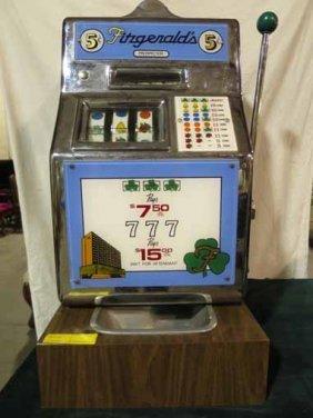 Fitzgerald Slot Machine