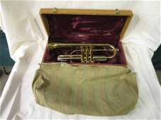 Ambassador Trumpet made by FE Olds  Sons in LA