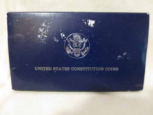 United States Constitution Coin.