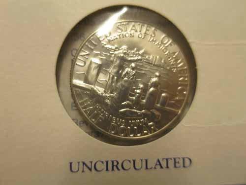8 Commemorative Half dollars, 1893 Colombian expo, (4) - 3