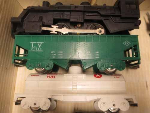 Electric Train Set by Marx 4353 - 4