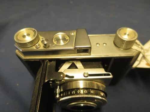 Kodak Early Retina ca. 1928. - 2