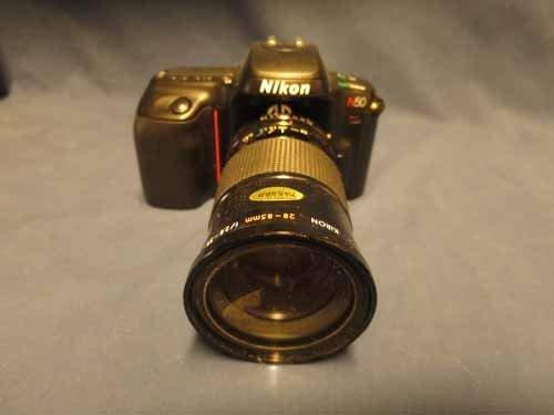6 Cameras (4 Nikons, 1 Lumix, 1 Fujica) - 10