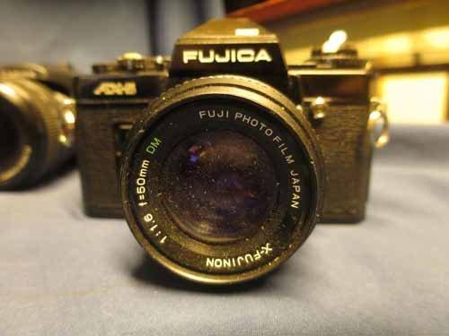 6 Cameras (4 Nikons, 1 Lumix, 1 Fujica) - 3