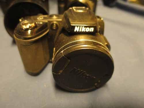 6 Cameras (4 Nikons, 1 Lumix, 1 Fujica) - 4