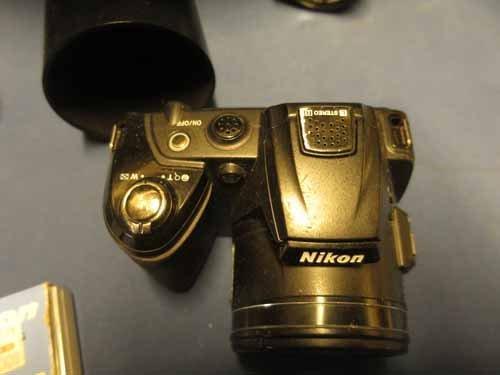 6 Cameras (4 Nikons, 1 Lumix, 1 Fujica) - 5