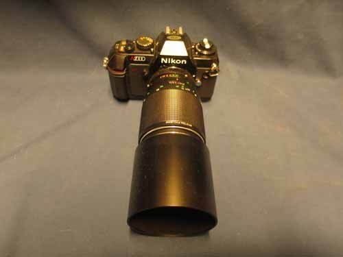 6 Cameras (4 Nikons, 1 Lumix, 1 Fujica) - 7