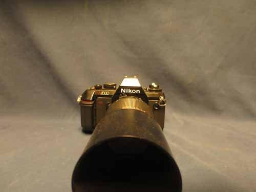6 Cameras (4 Nikons, 1 Lumix, 1 Fujica) - 8