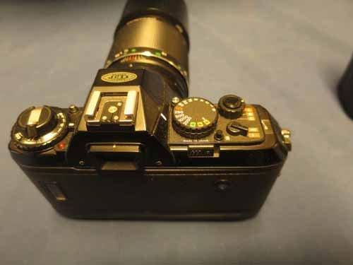 6 Cameras (4 Nikons, 1 Lumix, 1 Fujica) - 9