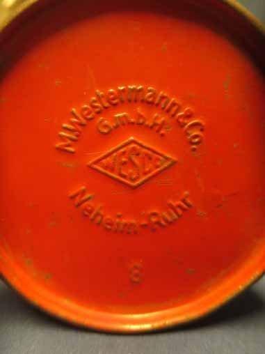 """German WWII era """"Gau Niederdonau"""" Donation Canister. - 6"""