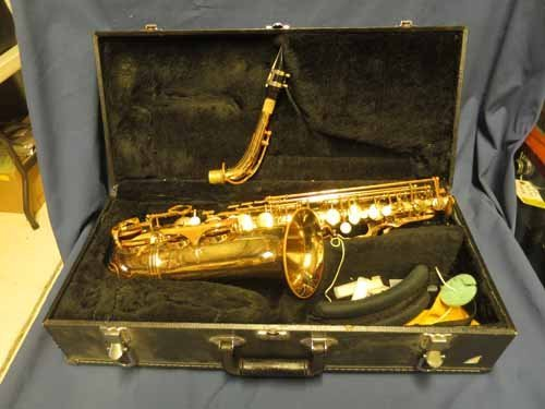 Jupiter Saxaphone K.H.S. Musical Instrument Co. LTD