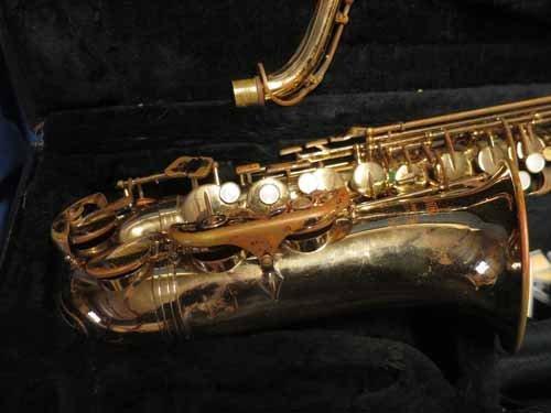 Jupiter Saxaphone K.H.S. Musical Instrument Co. LTD - 2