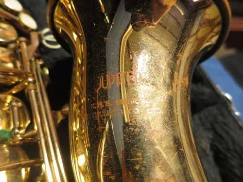Jupiter Saxaphone K.H.S. Musical Instrument Co. LTD - 3