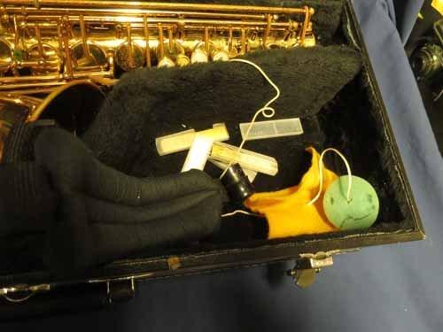 Jupiter Saxaphone K.H.S. Musical Instrument Co. LTD - 5
