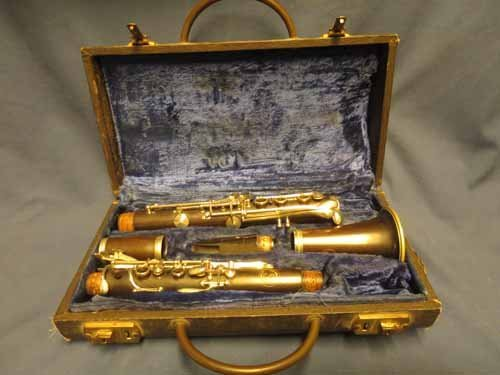 Schreiber & Sophne (Germany) Clarinet