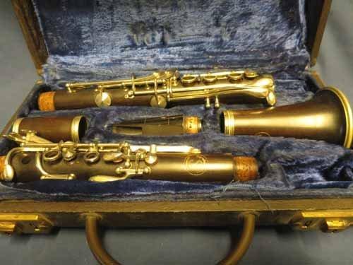 Schreiber & Sophne (Germany) Clarinet - 2