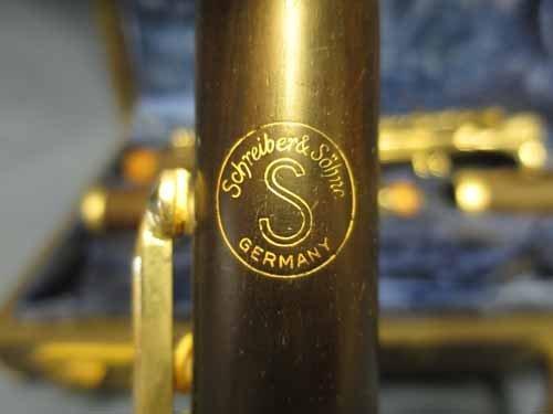 Schreiber & Sophne (Germany) Clarinet - 3