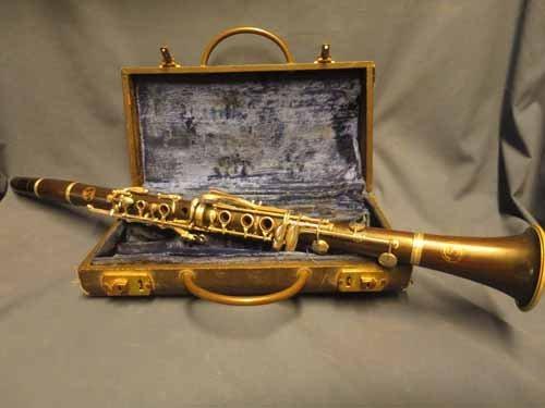 Schreiber & Sophne (Germany) Clarinet - 5