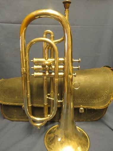 J.W. Pepper Standard Philadelphia Trumpet 5708 - 7