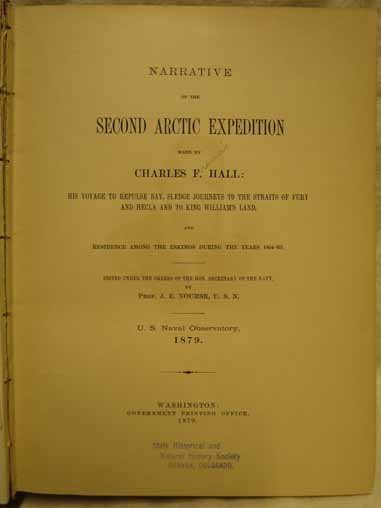 Narrative of the Second Arctic Expedition Made by - 2