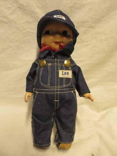 "Union Made Lee Sanforized ""Buddy Lee"" Doll"
