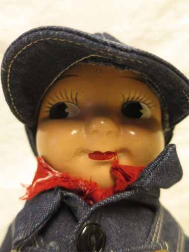 "Union Made Lee Sanforized ""Buddy Lee"" Doll - 2"