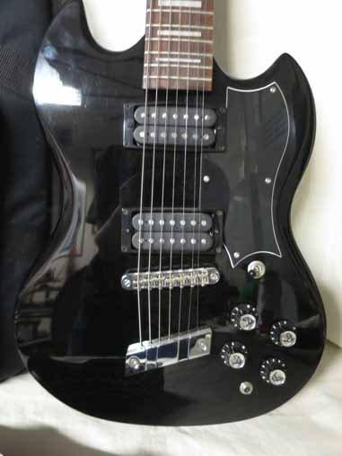 De Armond S-67 Electric Guitar - 2