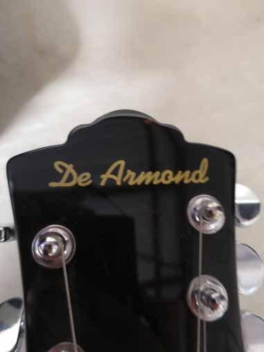 De Armond S-67 Electric Guitar - 3