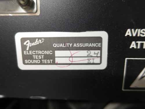 Fender Deluxe 112 Amplifier - 4
