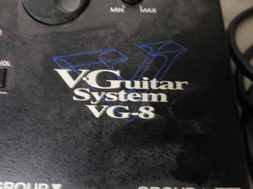 Roland V-Guitar System VG-8 foot board - 2
