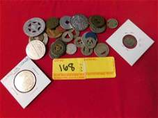 Bag of Tokens and Foreign Coins