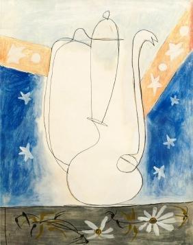 Pablo Picasso,  Spanish 1881-1973-   ''Antibes'', 1946;
