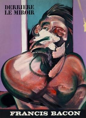 Francis Bacon,  British 1909-1992-   ''Derrier le