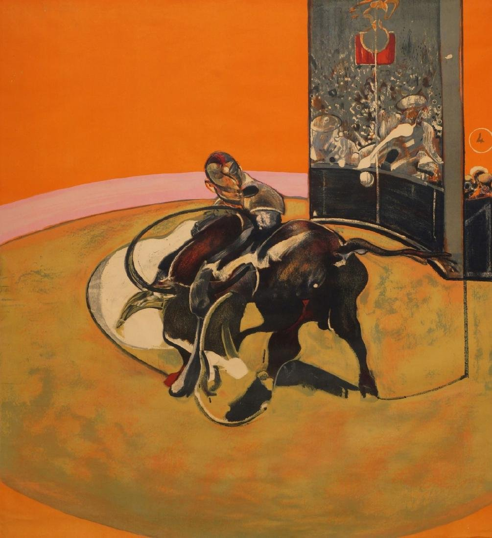 Francis Bacon,  British 1909-1992-   ''Study for