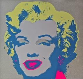 After Andy Warhol,  American 1928-1987-   ''Diamond