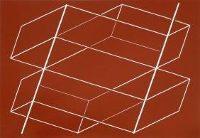 Josef Albers, German/American 1888-1976-
