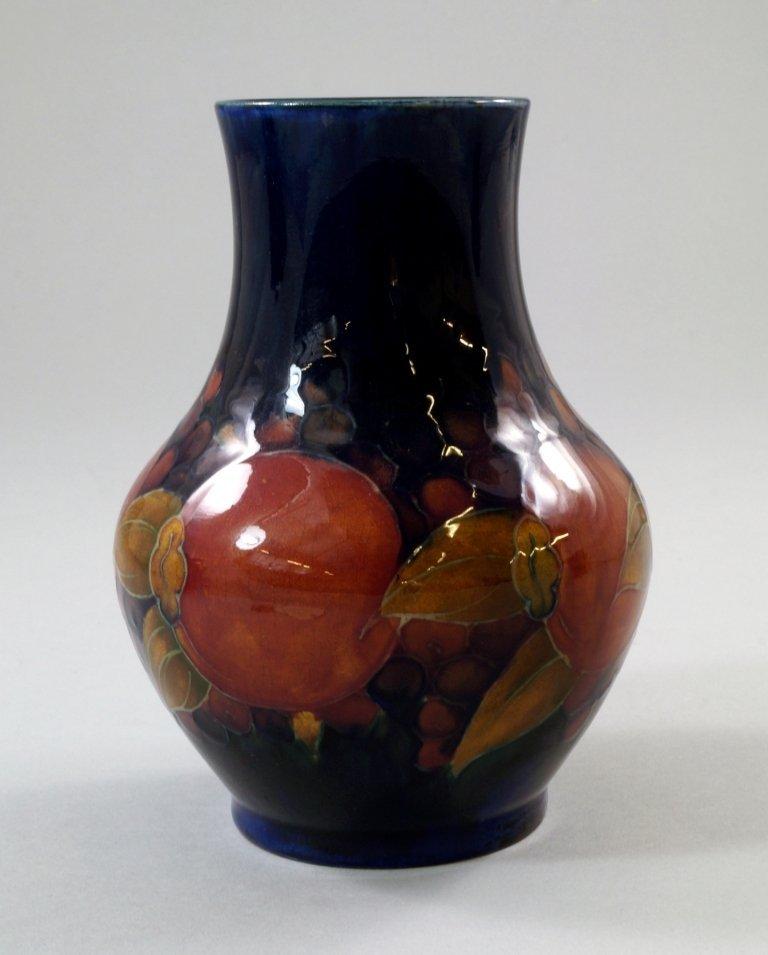 'Pomegranate', a Moorcroft vase by William Moorcroft,