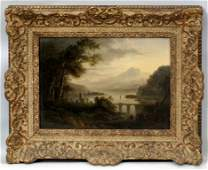 Follower of Alexander Nasmyth, Scottish 1758-1840- A